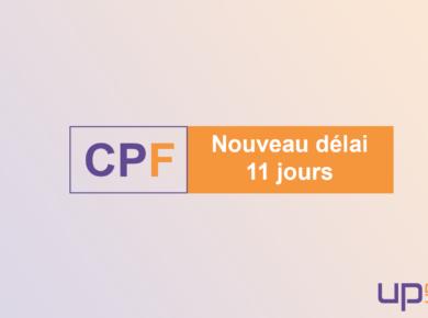 CPF nouveau delai